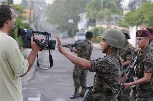 Хондурас е на второ място след Мексико по убийства на журналисти в Латинска Америка.