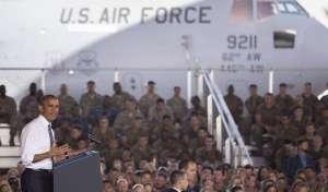Барак Обама отиде в Испания, за да демонстрира колко са важни американските военни бази там и за да покаже, че няма да приеме на власт в Мадрид никой, който някога е споменавал, че иска да ги закрие.