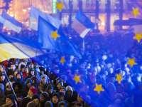 Ukraina 2016. Partea 1. Copacii din str. Instituțca