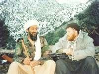 Мустафа Сетмариан заедно с Осама бин Ладен в афганистанските планини