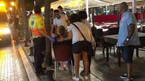 Масовата паника в каталунския курорт докара и припадъци