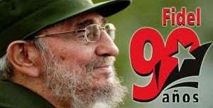 Фидел Кастро навърши 90
