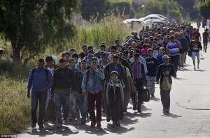 Мигрантските потоци към Европа теръпва ще нарастват