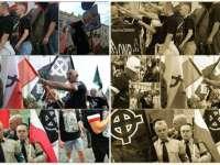 В Полша се стигна до абсолютно морално и политическо разбъркване. Националният радикален лагер е агресивна фашизоидна секта, склонна към насилие, служеща си нерядко с нацистка естетика и символи.