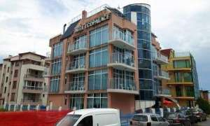 "Хотел ""Шараф"", Приморско. Снимка: Балканец."