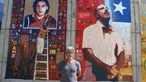 Един от синовете на Орландо Летелиер е художникът Франсиско Летелиер. Негов стенопис в памет на баща му бе открит във Вашингтонския университет.