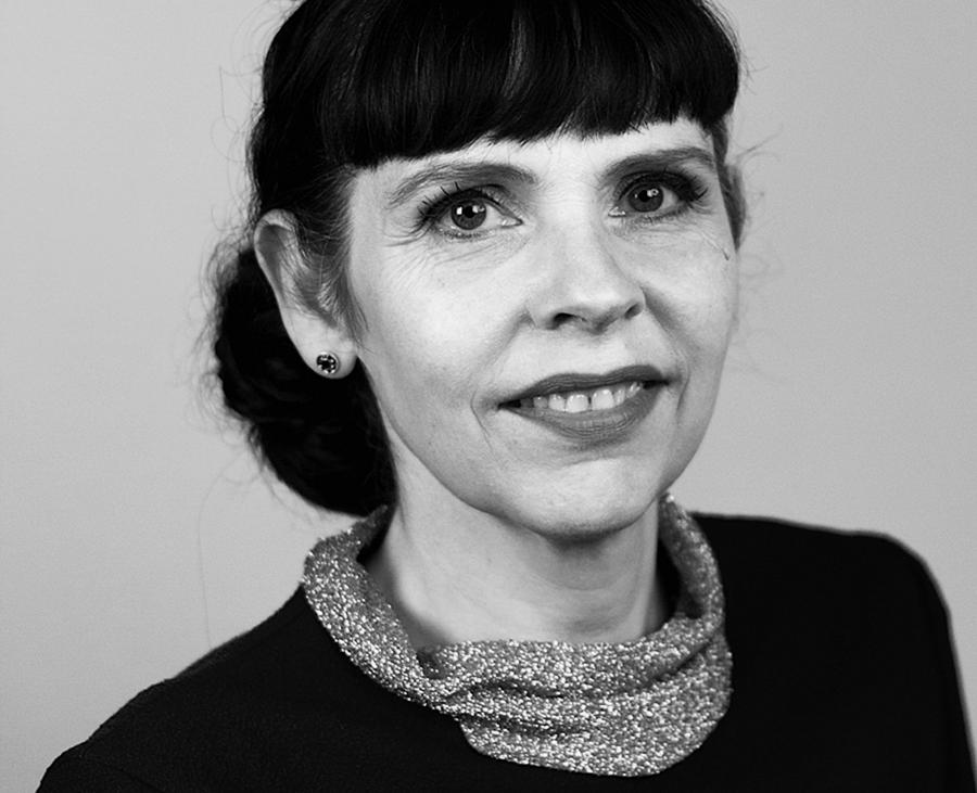 Парламентарният лидер на Пиратската партия Биргита Йонсдотир