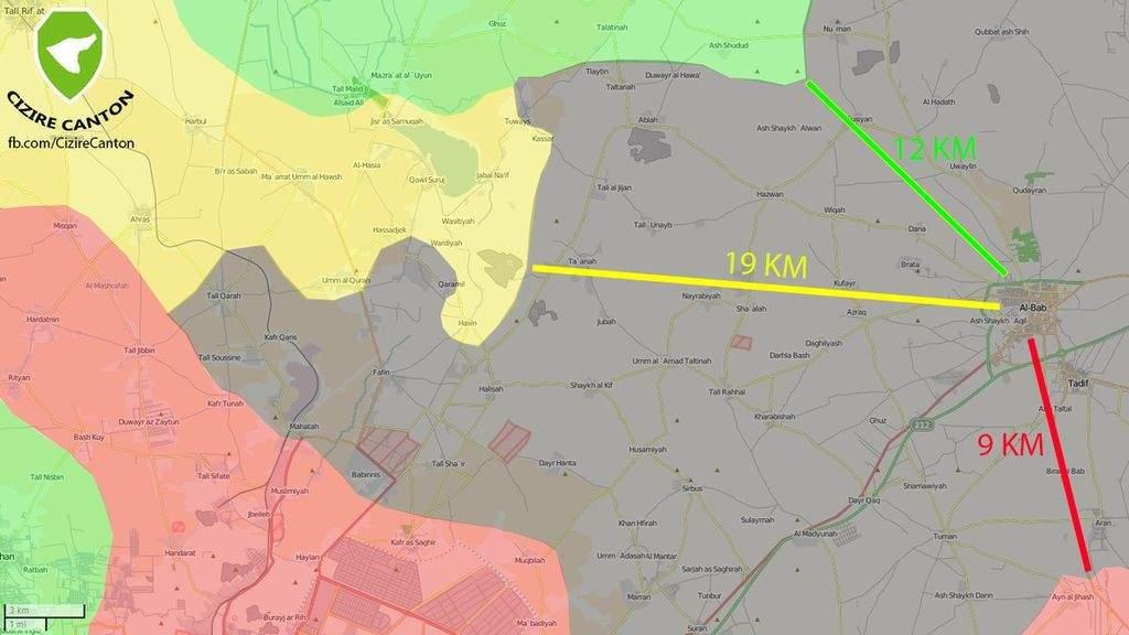 Сирийската армия също може да се включи в надпреварата за овладяване на стратегически град Ал Баб