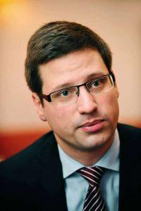 Гергели Дюлас, зам.-председател на унгарския парламент