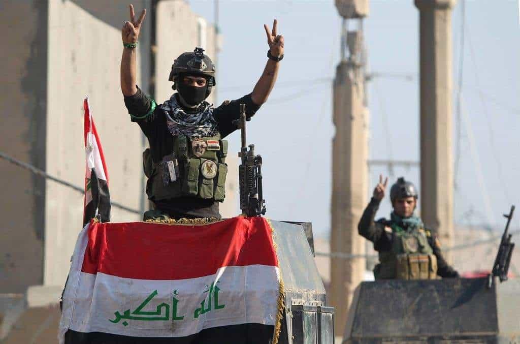 Иракските сили се подготвят да освободят Мосул от ИДИЛ