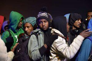 """Около 1300 от общо над 7000-те обитатели на """"Джунгла""""-та са непълнолетни"""