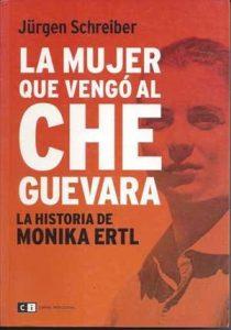 """Едно от многото испаноезични издания на книгата """"Жената, която отмъсти за Че Гевара"""""""