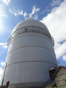 За поредна година най-голямата обсерватория на Балканита разчита на подаяния, за да закърпи бюджета си. Снимка: Борис Джингаров, Wikimedia Commons