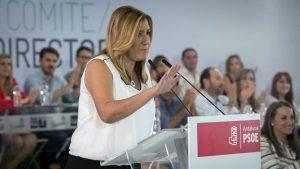 Сусана Диас дава указания за временното управление на ИСРП