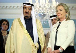 Един президентски мандат на Хилъри Клинтън може би означава по-добро разбирателство със Саудитска Арабия, но американските нагласи към саудитския режим се влошават