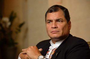 """За еквадорския президент Рафаел Кореа случаят с Асандж отдавна е """"горещ картоф"""""""