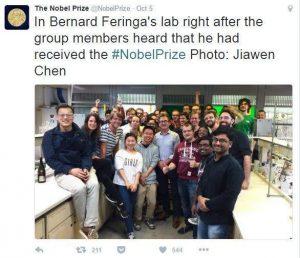 В лабораторията на Феринга. Зад постиженията в съвременната наука винаги седят колективни усилия