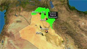 Мосул е точка на пресичане на много регионални интереси