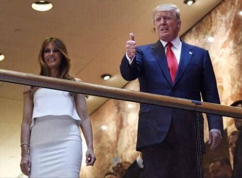 """Реакциите на победата на Доналд Тръмп са между """"осанна"""" и """"разпни го""""."""