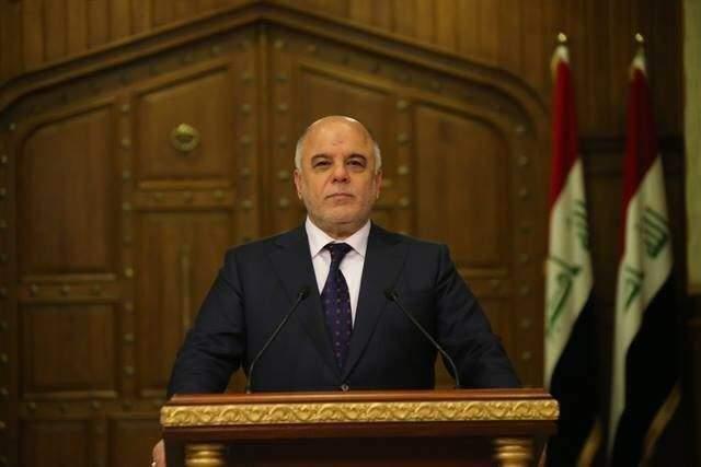 Премиерът на Ирак Хайдер ал-Абади