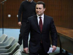 Никола Груевски отива с нов екип на изборите