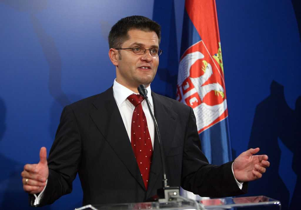 Вук Йеремич умело разиграва като свой позитив участието си в надпреварата за генерален секретар на ООН