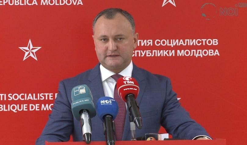 """Победителят–социалистът Игор Додон, бе поднесен на публиката като """"проруски"""" кандидат"""