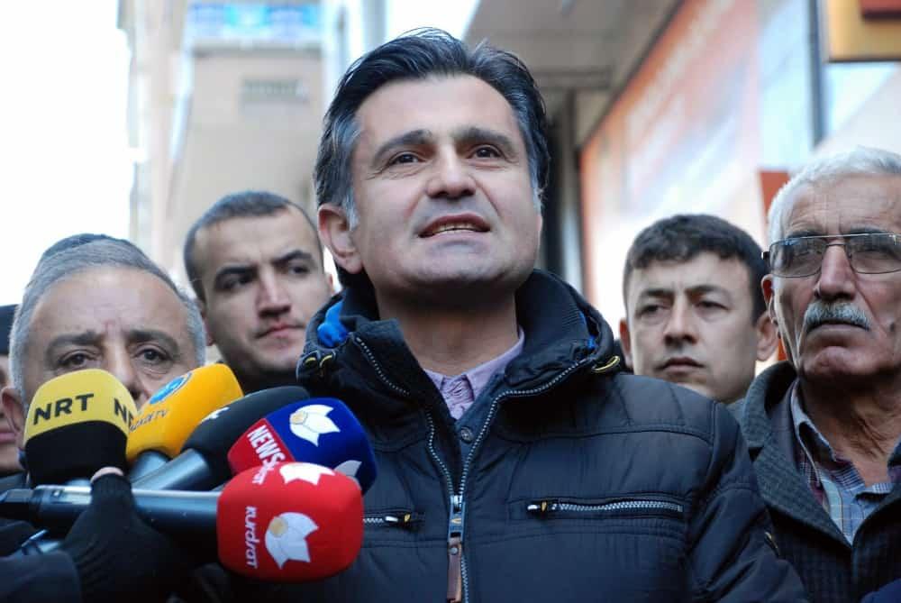 Зия Пир, депутат от прокюрдската Демократична партия на народите бе избран за един от заместник-председателите на Парламентарната асамблея на НАТО в Истанбул