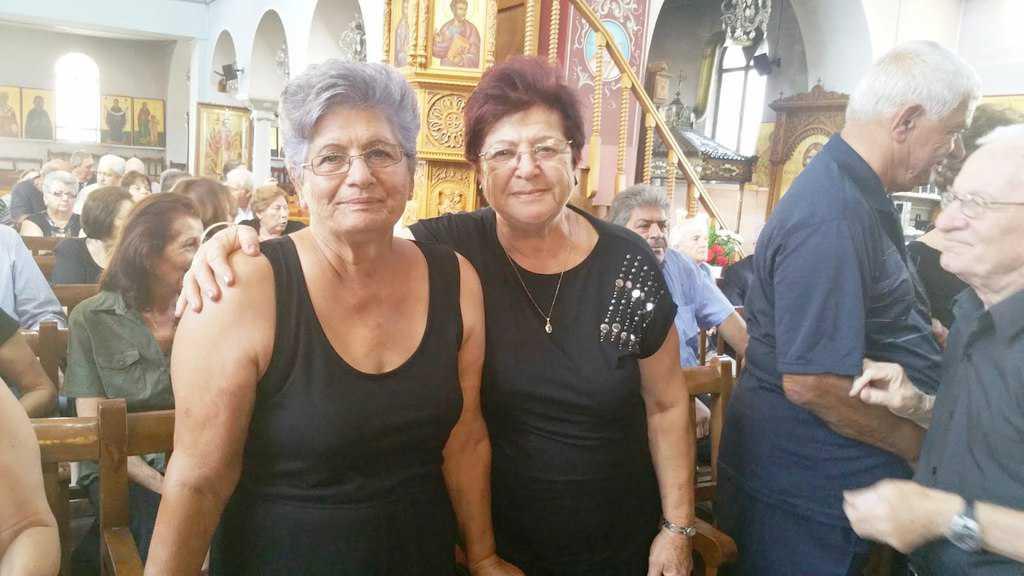 Приятелство – Пепа и Севилай, кипърска гъркиня и кипърска туркиня, загубили свои близки като безследно изчезнали