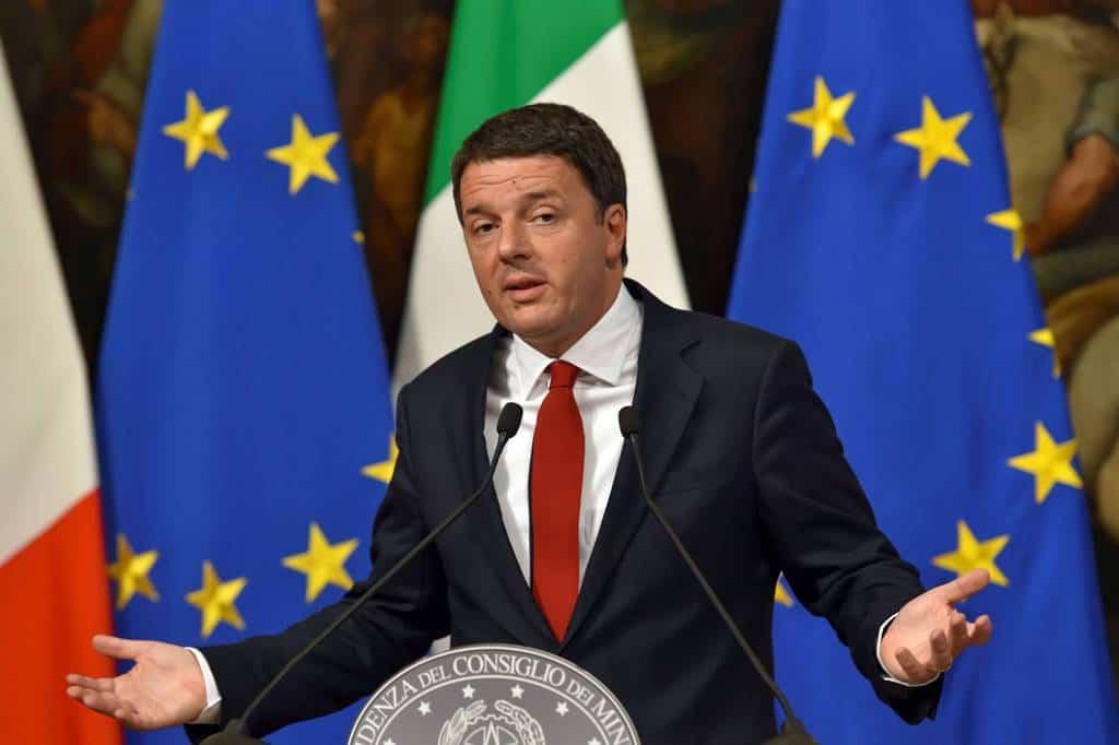 Матео Ренци задвижи референдума с желание да укрепи правителството си, но може и да загуби властта