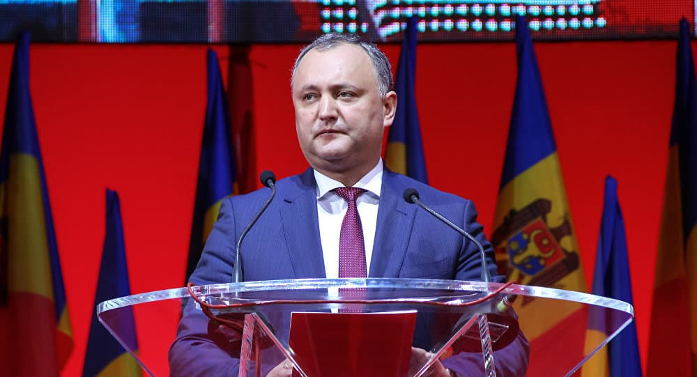 Новоизбраният молдовски президент Игор Додон заяви, че е изпратил още пред пролетта на 2016-та писмо до румънския си колега Клаус Йоханис да не поддържа юнионистите, но не е получил отговор.