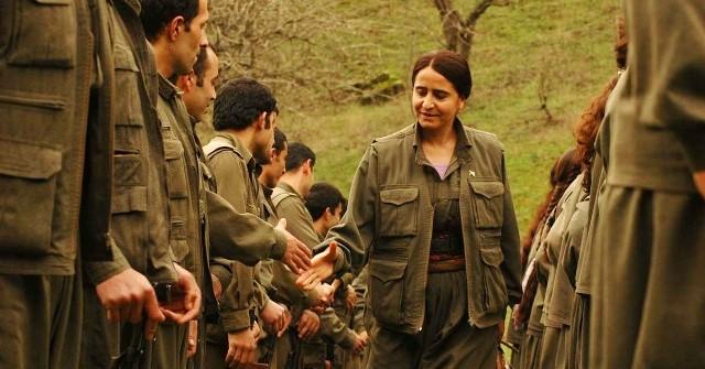 В отрядите на ПКК жените са напълно равни с мъжете
