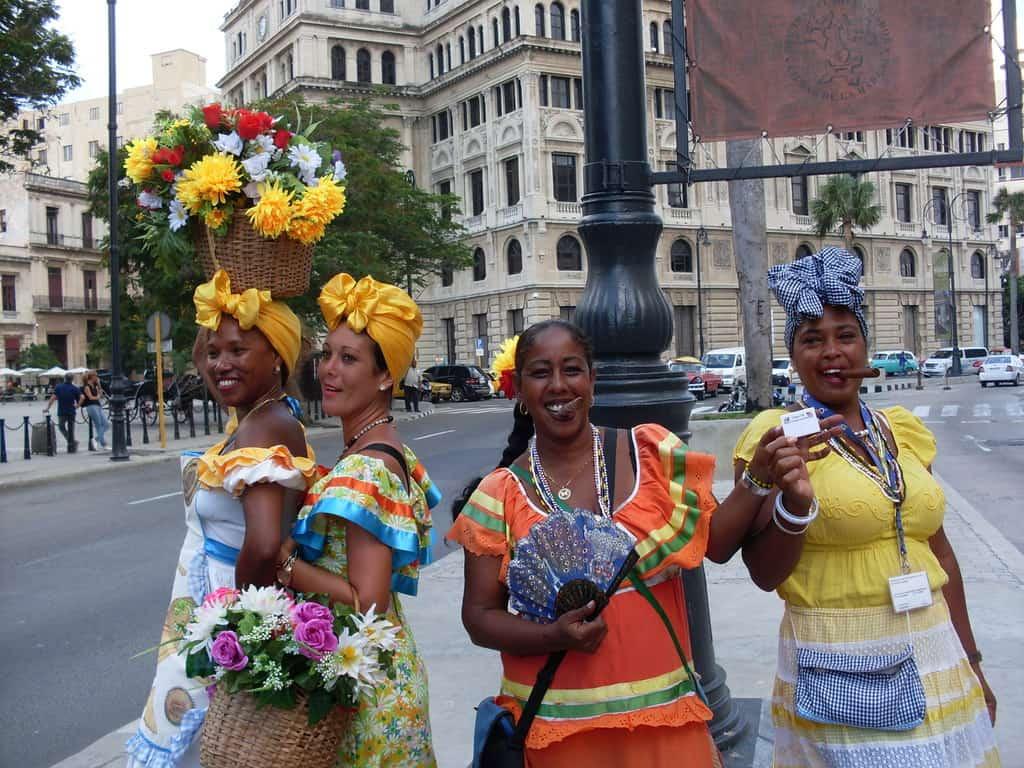 Кубинско настроение, умножено по четири