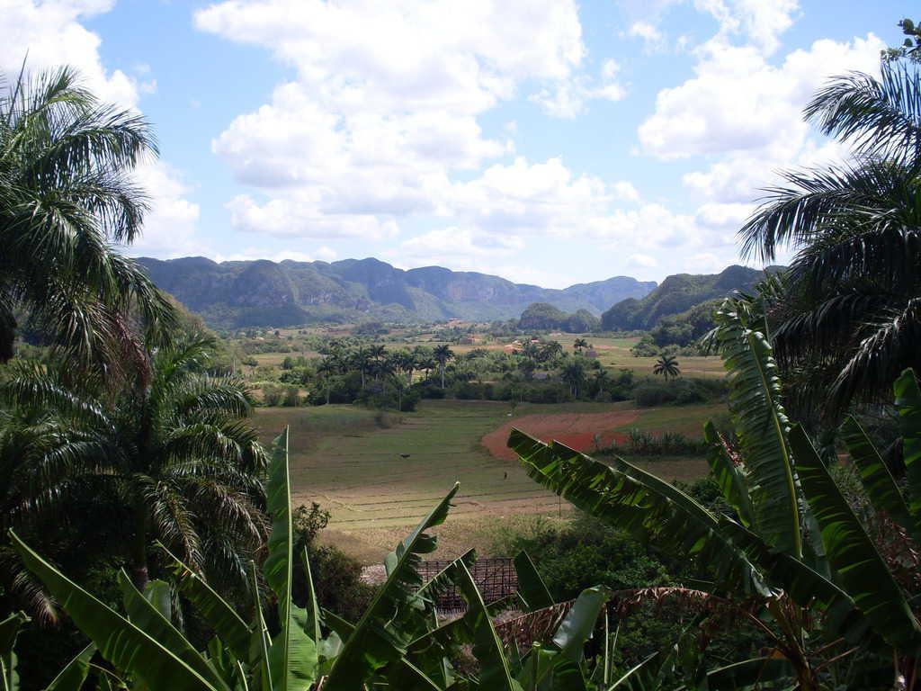 Изглед към долината Винялес