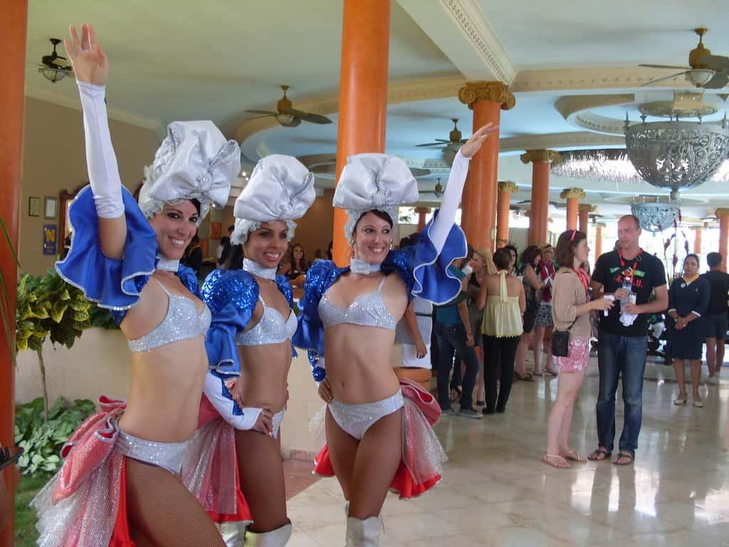 Така посрещат по хотелите във Варадеро