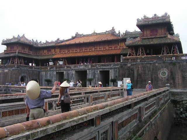 Цитаделата на Хюе