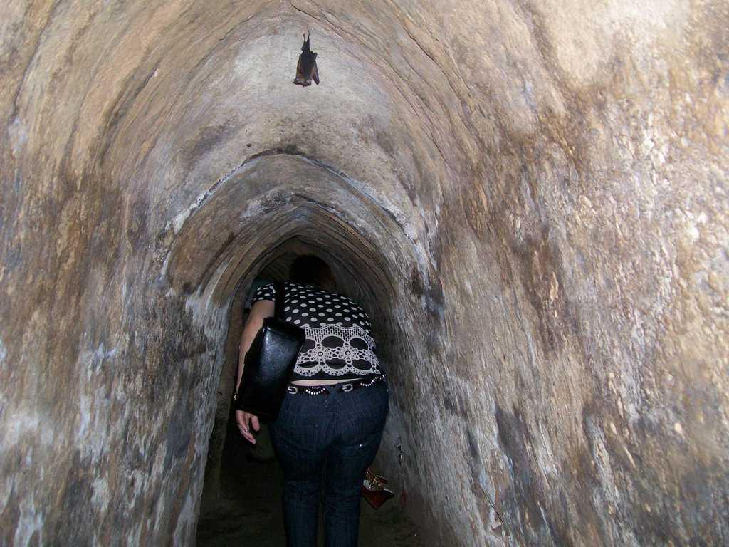 В туристическата си част тунелите днес са нарочно разширени и укрепени, за да могат да минават през тях и по-едрогабаритните американци и европейци