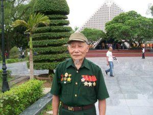 89-годишният през 2014-та ветеран от легендарната битка край Диен Биен Фу–Фам Ле Нанг