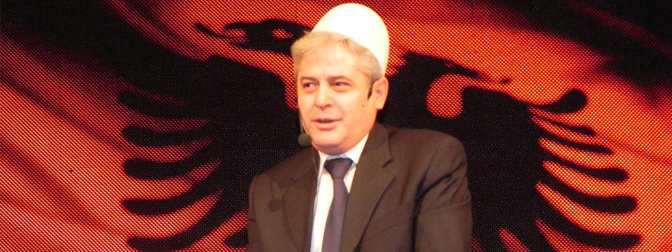 Демократичният съюз за интеграция на Али Ахмети (на снимката) доста сви представителството си в Собранието, но с включването си в Платформата показва, че ще продължи да играе важна роля в политическия живот