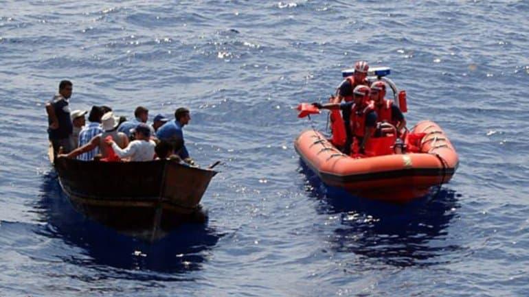 """""""Салджиите"""" обикновено бягаха от бреговата охрана на САЩ, за да не попаднат в категорията """"мокри крака"""" и да не бъдат върнати на острова си. Това понакога водеше до трагични инцденти"""