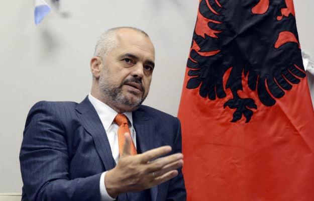 Премиерът на Албания Еди Рама изигра важна роля в изработването на Платформата