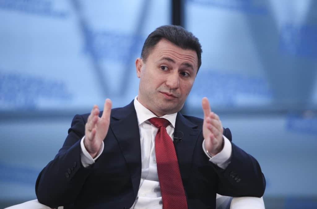 Платформата на албанците поставя доста натясно Никола Груевски, който вече получи мандат за съставяне на ново македонско правителство