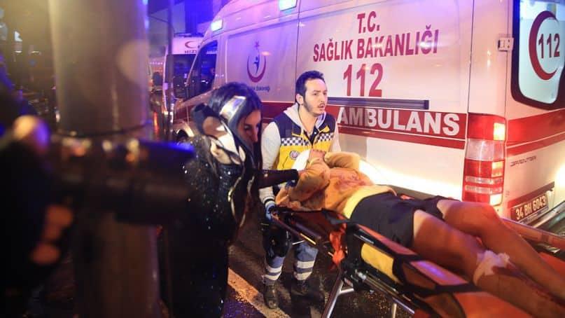 """Убиецът дойде в """"Рейна"""" от нагнетяваната вътрешна конфронтация в турското общество"""