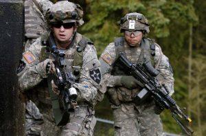 Американски войници.