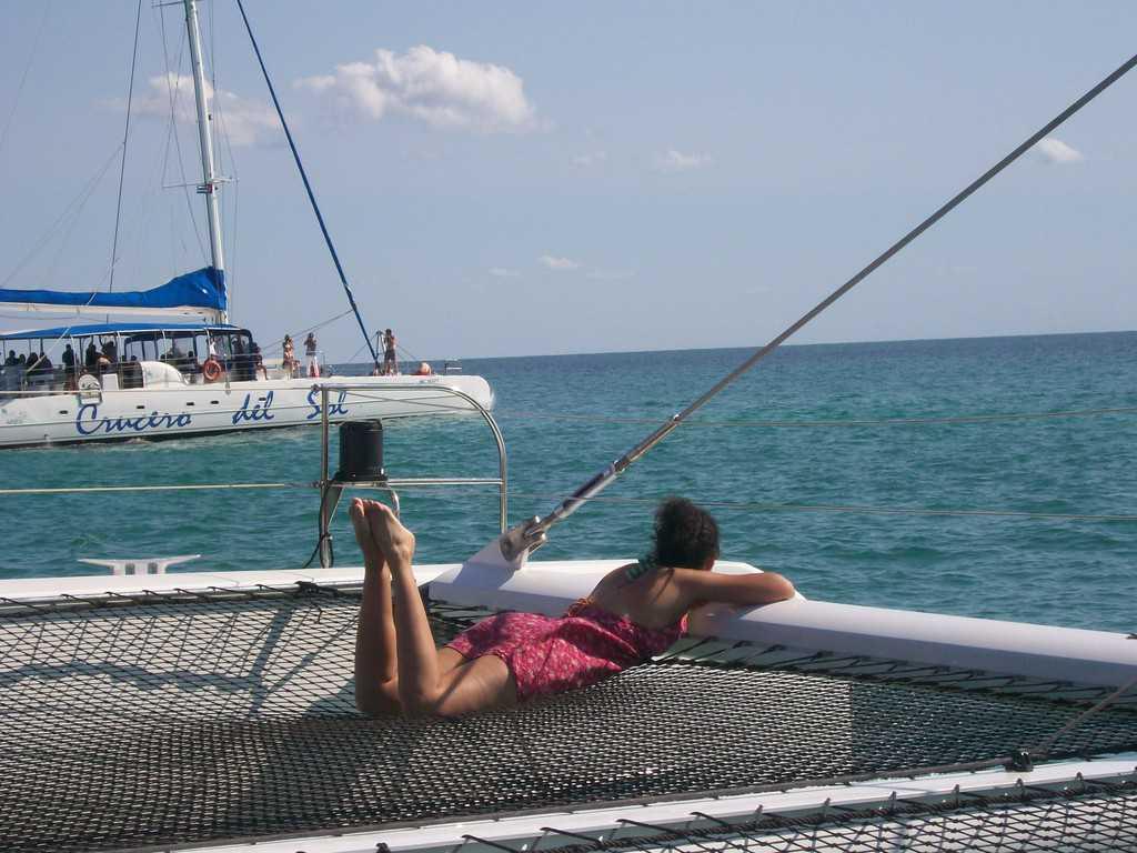 Пълният релакс на морските разходки по кубинското крайбрежие свалят с лекота всякакъв стрес. Снимка: Къдринка Къдринова