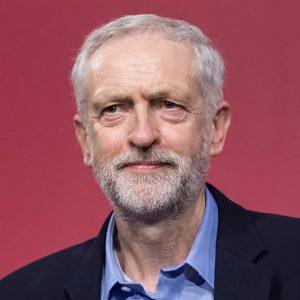 Джереми Корбин, лидер на британските лейбъристи. Снимка: Туитър