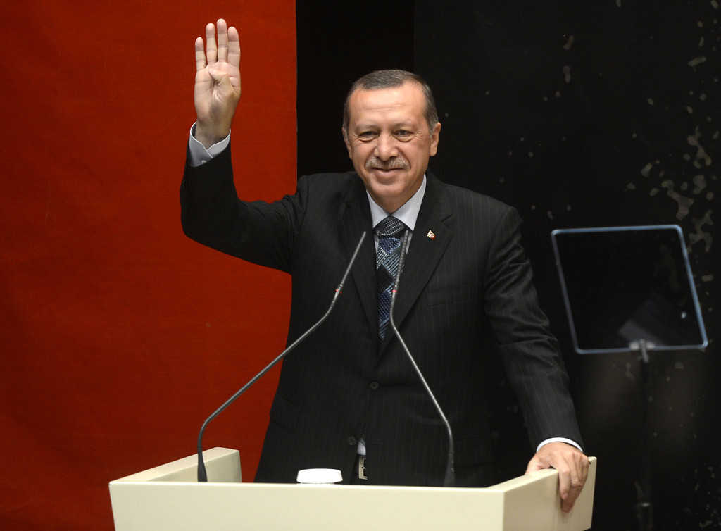 Реджеп Ердоган, президент на Турция. Снимка: Уикипедия