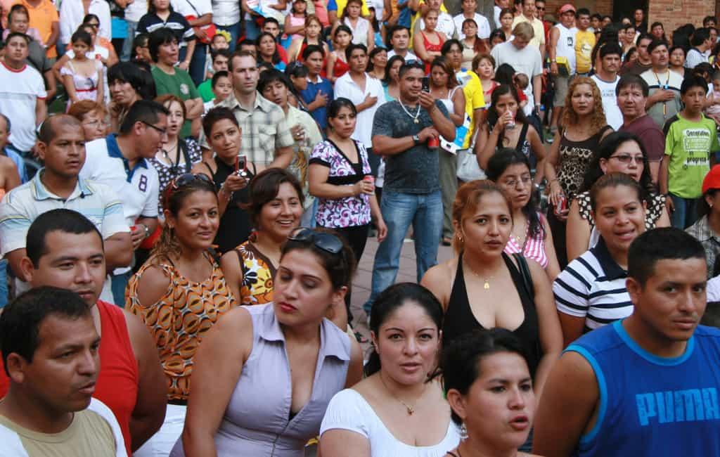 Селцето Гисона в областта Лерида през 2010 г. се превърна в първото в Испания, в което имигрантите са повече от испанците. Снимка: alertadigital.com