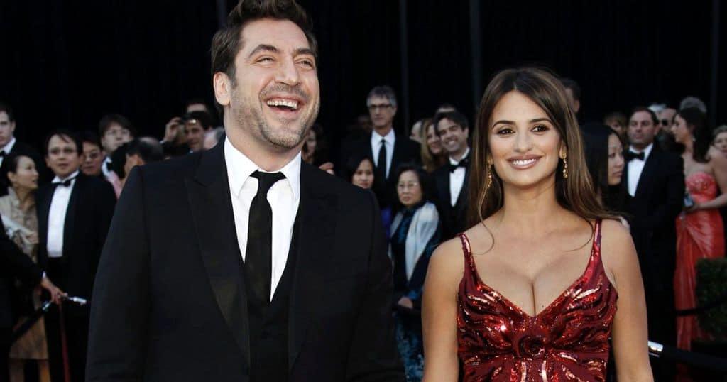 Холивудската слава също не се размина на на звездната двойка Хавиер и Пенелопе. Снимка: Haaretz