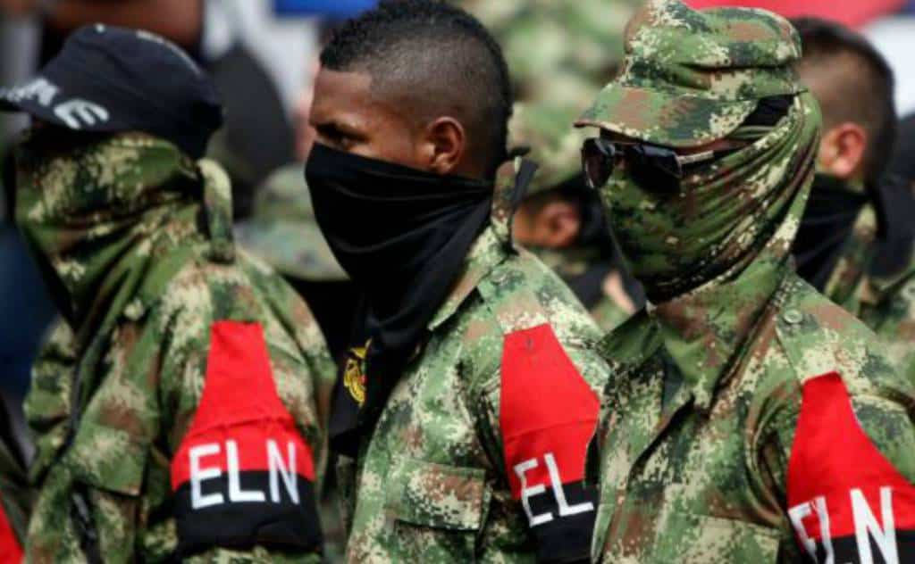 Членове на ЕЛН–Армията за национално освобождение. Снимка: архив